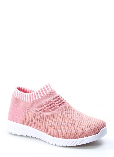 Black Sea Sneakers Pembe